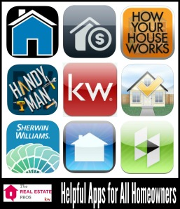 apps for homes with text
